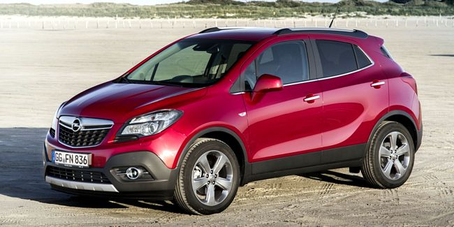 Opel Mokka, suv compatto