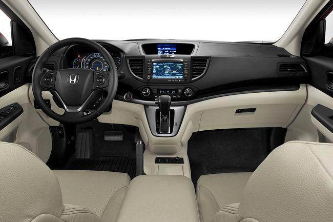 interni nuova Honda Cr-v