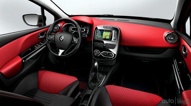 Interni nuova Renault Clio Sporter station wagon