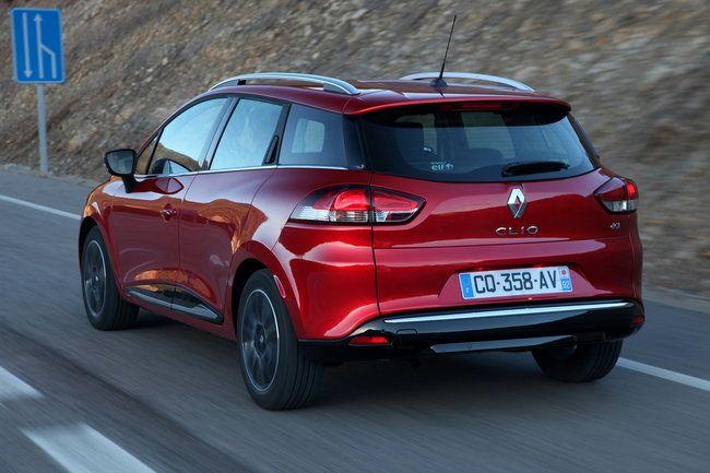Nuova Renault Clio station wagon
