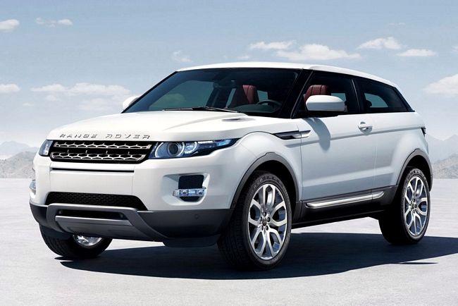 Range Rover Evoque coupè tre porte