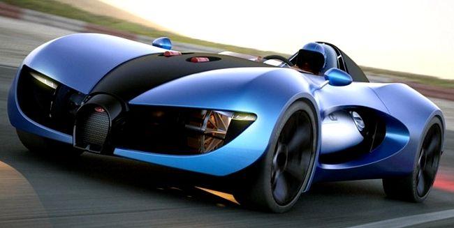 Bugatti Type Zero elettrica