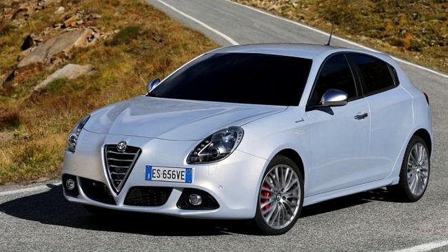 Nuova Alfa Romeo Giulietta 2014