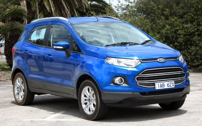 Nuova Ford Ecosport 2014