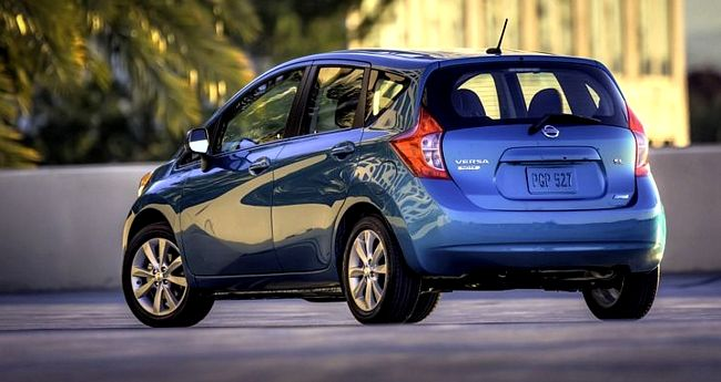 Nuova Nissan Note 2014