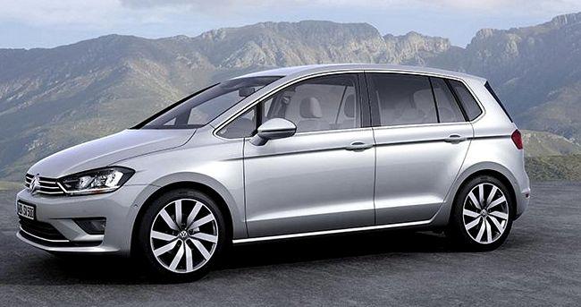 Volkswagen Golf Spotsvan