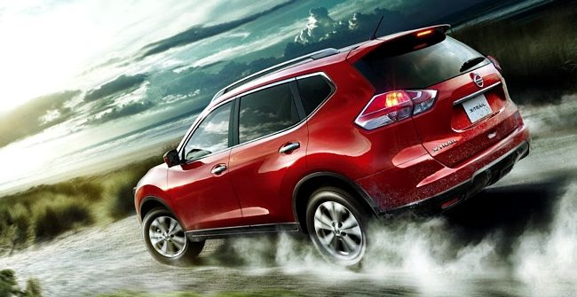 Nuovo crossover Nissan X-Trail 2014