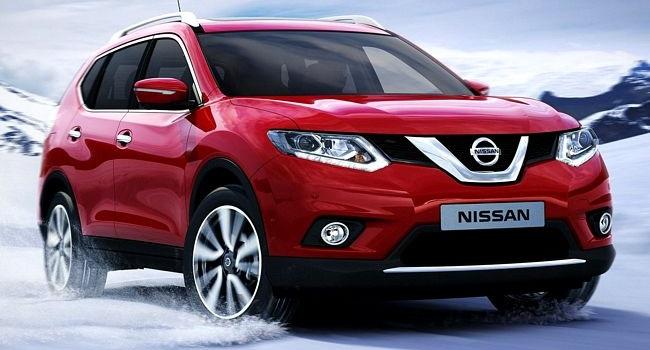 Nuovo Nissan X-Trail 2014 7 posti
