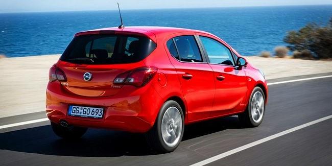 nuova Opel Corsa 2015 5 porte