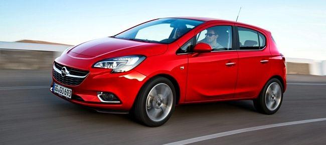 Nuova Opel corsa 2015 cinque porte
