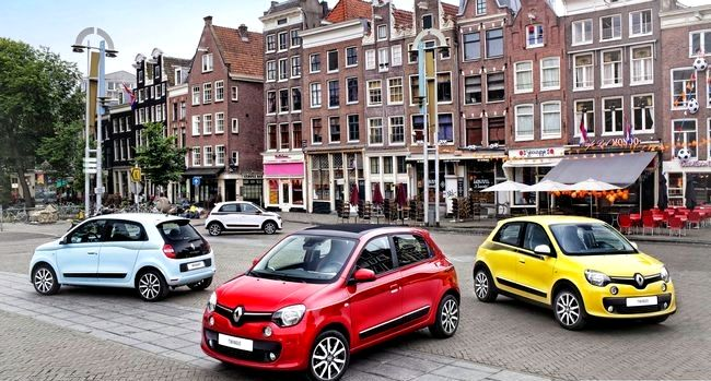 Nuova Renault Twingo 2015