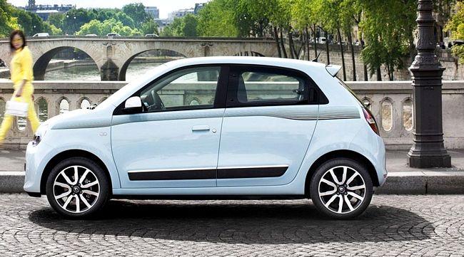 Nuova Renault Twingo, terza generazione