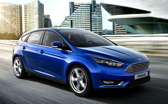 Nuova Ford Focus cinque porte