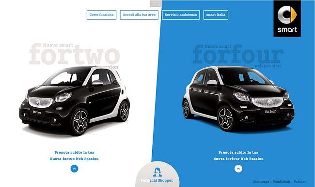 Smartforstore: le nuove smart in vendita online