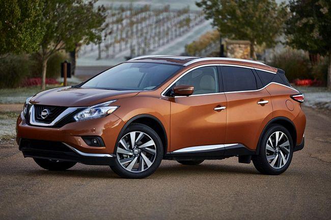 Nuovo Nissan Murano 2015