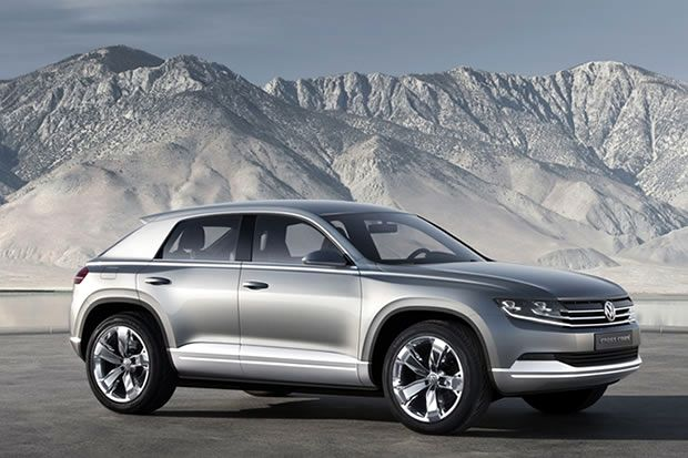 Nuovo suv crossover Volkswagen