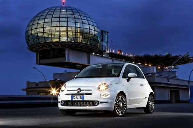 Nuova Fiat 500 2015