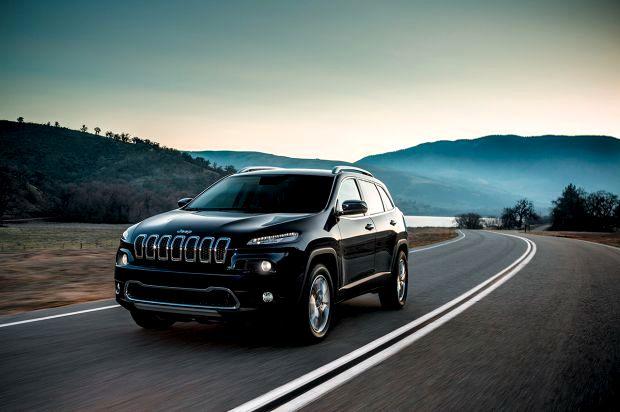 Nuovo Jeep Cherokee 2015