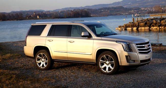 Nuovo Suv  americano Cadillac Escalade