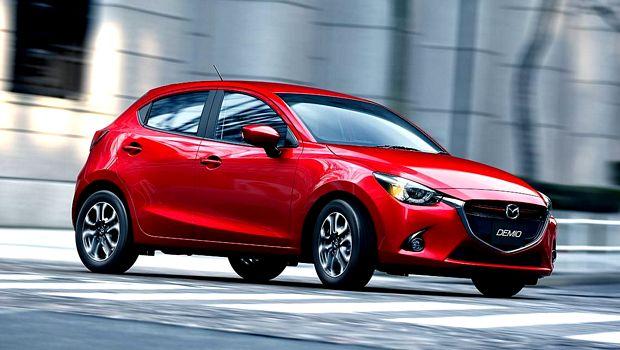 Nuova Mazda 2 2015