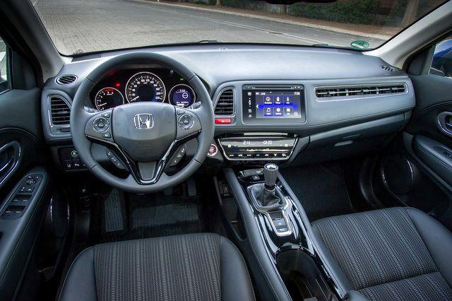 Interni Nuovo Honda HR-V