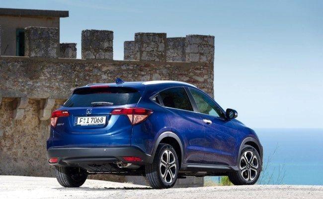 Nuovo Honda HR-V 2015