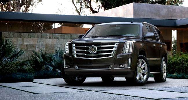 Nuovo Cadillac Escalade