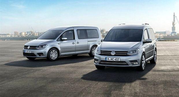 Nuovo Volkswagen Caddy Maxi