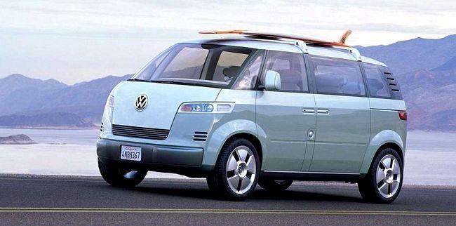 Volkswagen Microbus 2001