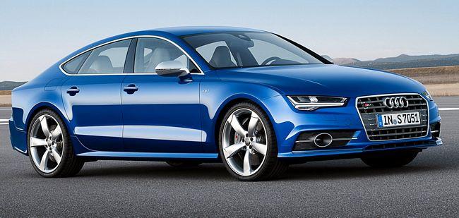 Nuova Audi A7