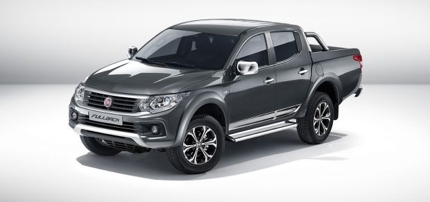 nuovo pick-up fiat fullback 2016
