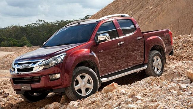 Pick-up Isuzu D-MAX 4x4