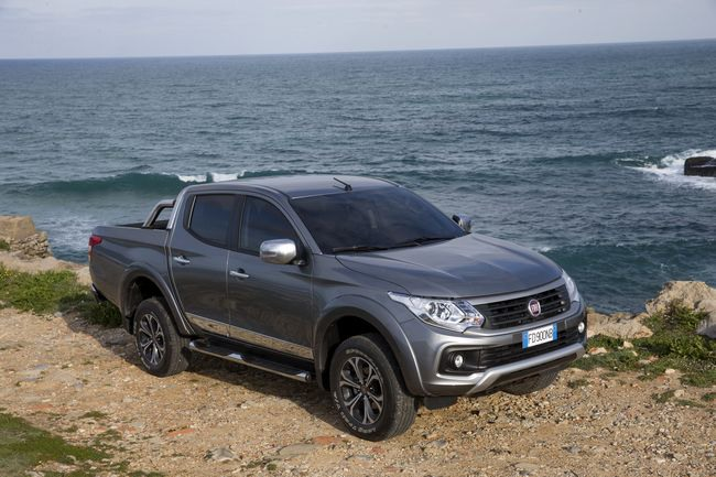 Nuovo pick-up Fiat FullBack