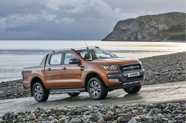 Nuovo pickup Ford Ranger Wildtrak 4x4