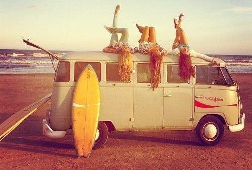 Pulmino per vacanze