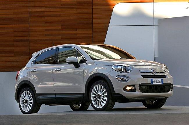 Nuovo crossover compatto Fiat 500x