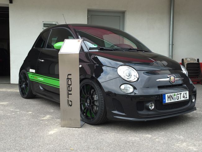 G-Tech 500 Abarth Evo 350 Hybrid