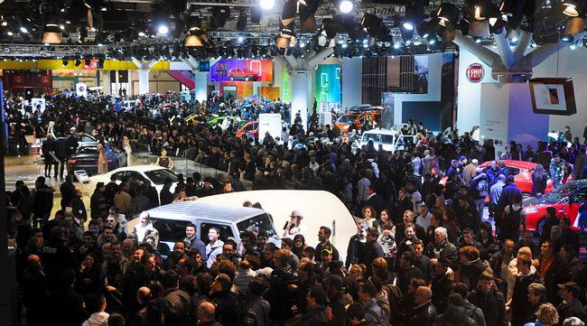Motor Show di Bologna