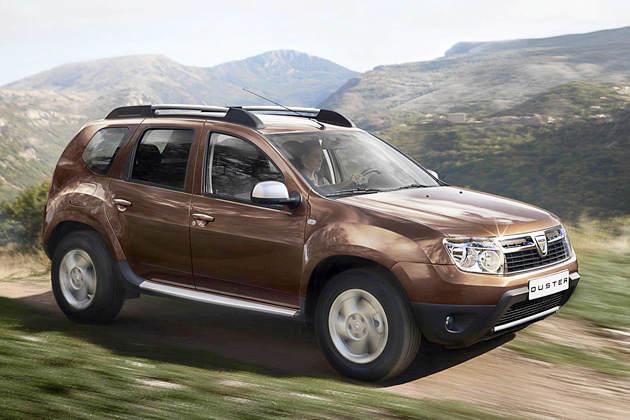 Dacia Duster, crossover a gpl economico