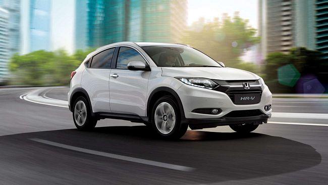 Nuovo crossover compatto Honda HRV
