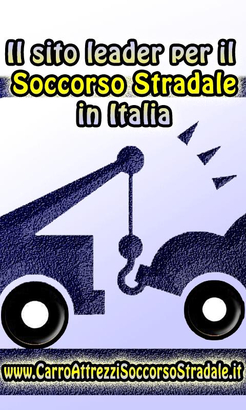 Soccorso stradale in Italia