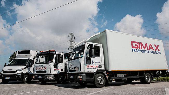 GIMAX Noleggio furgoni per le fiere a Rho e Milano