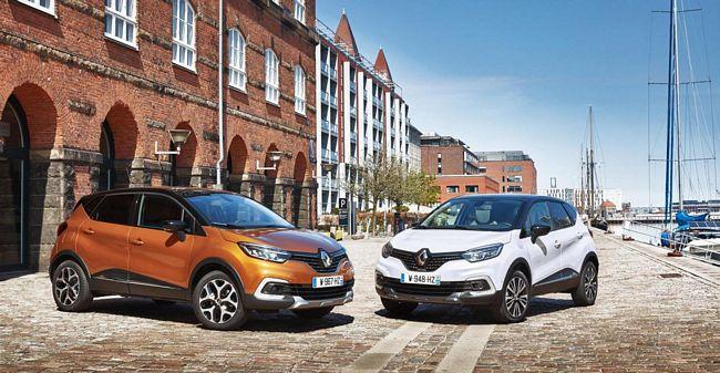 crossover Renault Captur