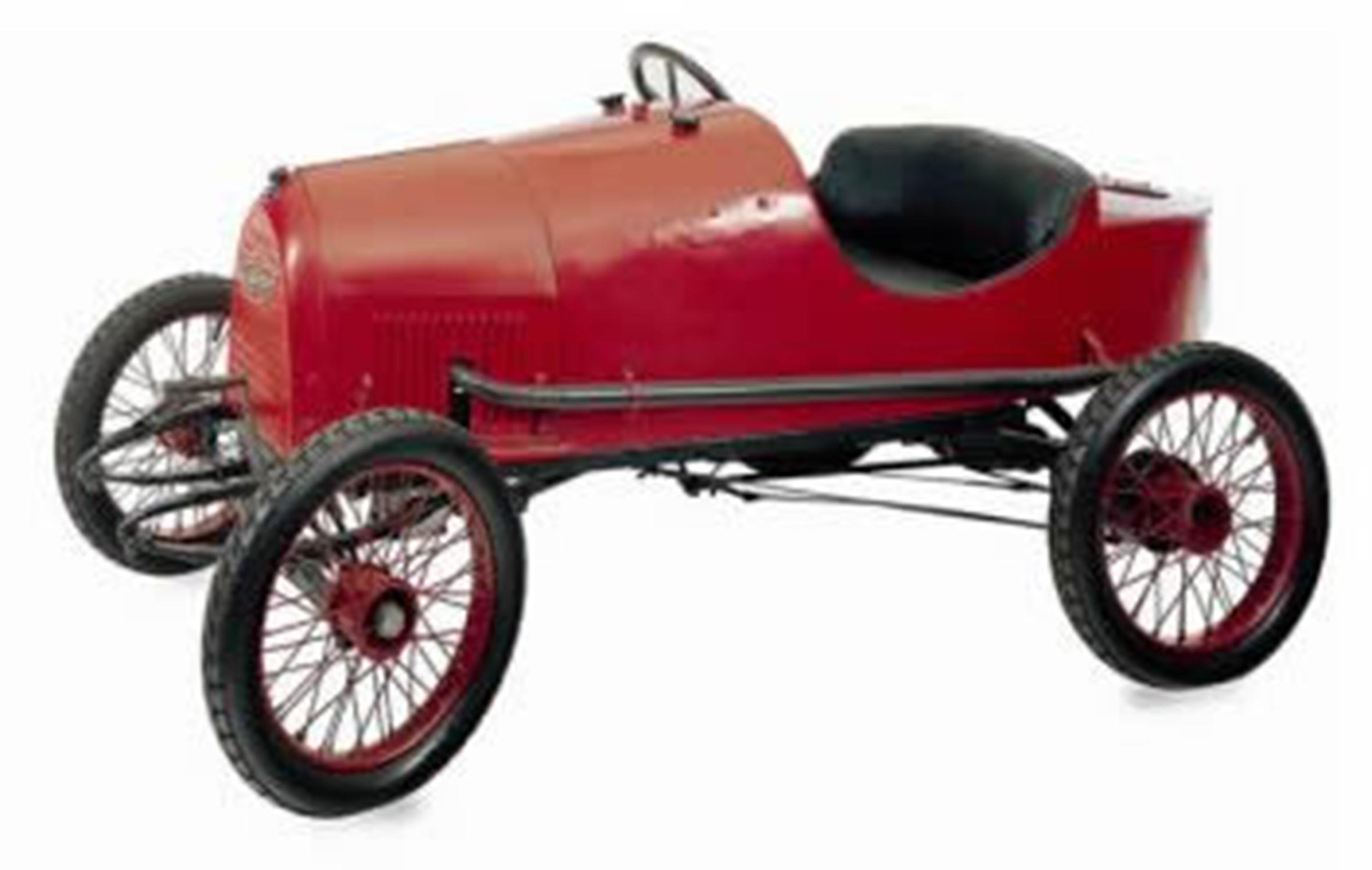 Temperino mod. 8/10 HP (Italia, 1920) - Museo Auto di Torino