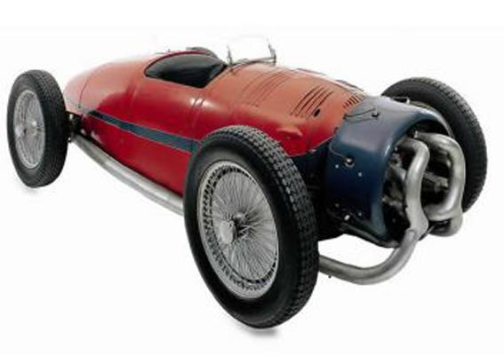 Monaco-Trossi mod. da competizione (Italia, 1935)