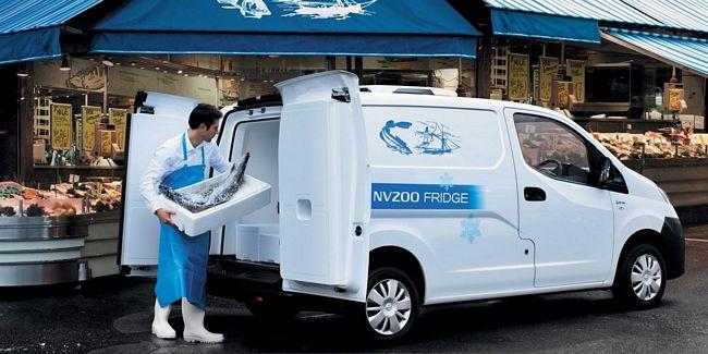 furgone Nissan NV200