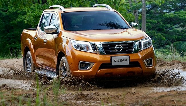 Pick-up Nissan Navara