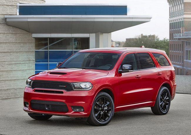Suv americano Dodge Durango in vendita da Cavauto