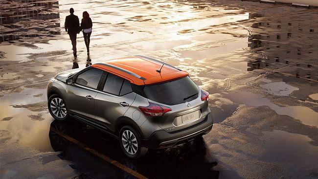 Nuovo crossover compatto Nissan Kicks 2018