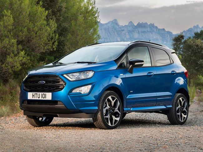 Mini suv Ford Ecosport 2018